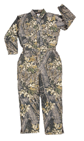 Flintlock Insulated Coveralls Short Mossy Oak Infinity 3x