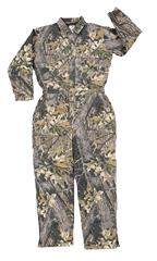 Flintlock Insulated Coveralls Short Mossy Oak Infinity Large