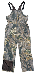 Flintlock Bib Insulated Short Mossy Oak Infinity Xl