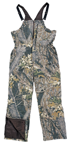 Flintlock Bib Insulated Short Mossy Oak Infinity 3x