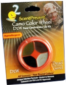 Ddw 4 Color Face Camo Wheel