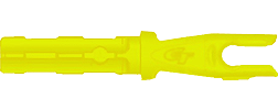 Accu Tough Nock Flo Yellow