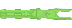 Accu Tough Nock Flo Green