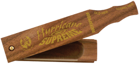 Quaker Hurricane Supreme Box Call