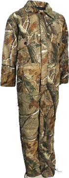 Jr Flintlock Coverall Realtree All Purpose Small