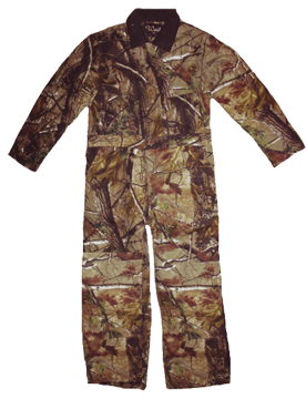 Youth Insul Coverall Realtree All Purpose Grow W/me System Sm