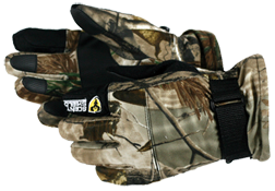 Youth Rain Blocker Insulated Glove Realtree All Purpose Xl