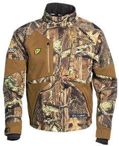 Silent Shell Jacket Mossy Oak Infinity Medium
