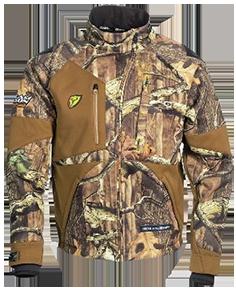 Silent Shell Jacket Mossy Oak Infintiy 2xlarge