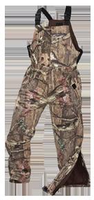 Arctic Shield Classic Bib Mossy Oak Infinity Xlarge