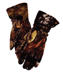 Waterproof/insulated Glove Vertigo Grey Xlarge