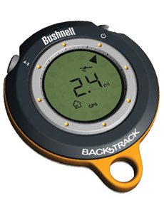 Bushnell Backtrack Gray/orange Gps