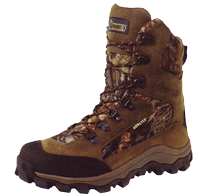 Kids Lynx Boot 400gr Thinsulate Mossy Oak Breakup Size 2