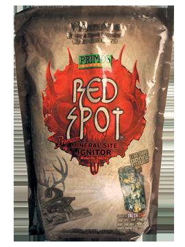Primos Red Spot Mineral 4 1/2lb