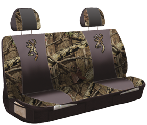 Browning Bench Seat Cover Infinity Camo