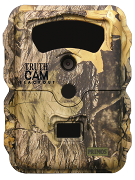 Primos Truth Cam 7.0 Black Out Camera Camo