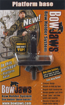 Bow Jaws Tree Stand Blind Base Only