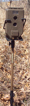 Stake Out Stick It Camera Ground System