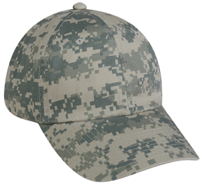 Digital Camo Cap Tan