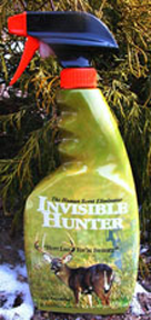 Invisible Hunter 22oz W/earth
