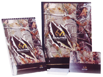 Realtree All Purpose Notebook