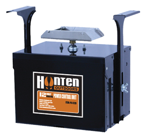Hunten 12v Directional Digital Feeder Unit