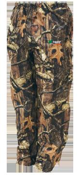 Pro Action Camo Rain Pants Mossy Oak Infinity L