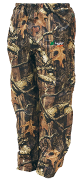 Pro Action Camo Rain Pants Mossy Oak Infinity Xl