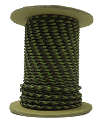 Super Loop Release Rope 50' Camo