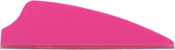 "Norway 3"" Pink Fusion Vanes 100 pack"