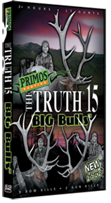 Primos Truth 15 Big Bulls Dvd