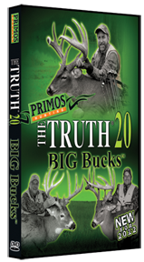 Primos Truth 20 Big Bucks Dvd