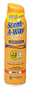 Hs Scent-a-way Aerosol 15.5oz Fresh Earth