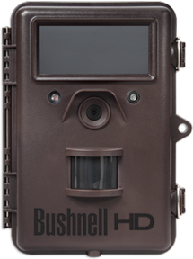 Bushnell 8mp Trophy Cam Black & Brown Night Vision Field Scan 2