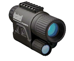 Bushnell 4x40 Digital Night Vision Monocular Black