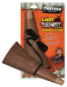 Flextone Last Resort Deer Call