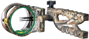 Cypher 3 Pin .019 Sight All Purpose Green Camo