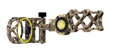 Fletch Z 5 Pin .019 Sight Lost Camo