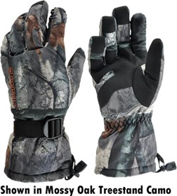 Tracker Waterproof Insualted Glove Mossy Oak Infinity Medium