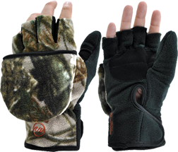 Bowhunter Convertible Glove Realtree All Purpose Medium