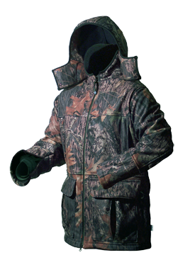 Sawtooth Mountain Parka Real Tree All Purpose Large