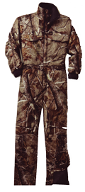 Legend Insulated Coverall Short Realtree All Purpose Medium