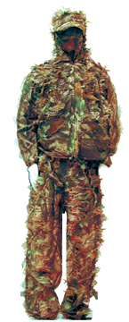 3d Leafy Bug Master 2 Piece Suit Realtree Hd Green 2x/3x