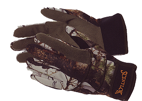Midweight Fleece Glove Realtree All Purpose Xl