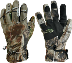 Bow Sniper Glove Realtree All Purpose Large