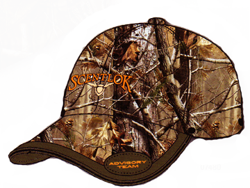 Lined Baseball Cap Realtree All Purpose Osfm