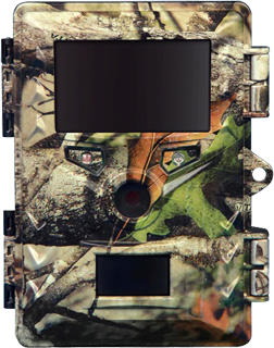Uway Vh200b Infrared Digital Camera 8mp Camo W/black Flash