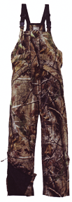 Extreme Series Regular Bib Over All Realtree All Purpose Large