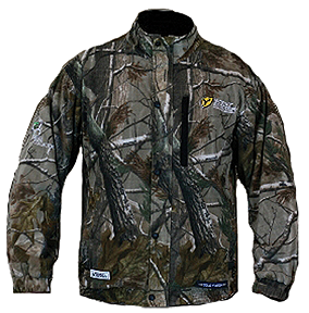 Protec Xt Fleece Jacket Real Tree All Purpose Large