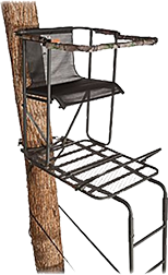 The Maxim Ladder Stand